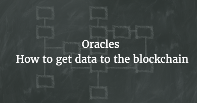 Blockchain oracle